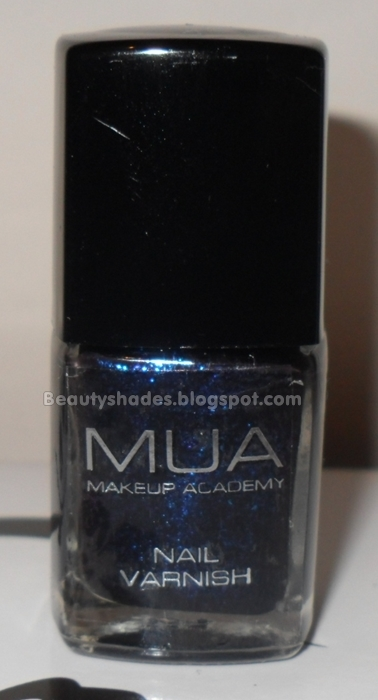MUA Nail Polish Shade 1