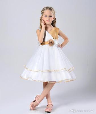 Vestidos de comunión para niña