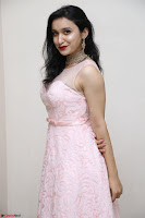 Sakshi Kakkar in beautiful light pink gown at Idem Deyyam music launch ~ Celebrities Exclusive Galleries 024.JPG