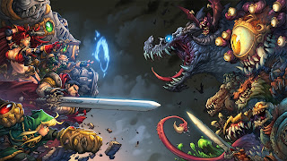 Battle Chasers Nightwar Xbox One Wallpaper
