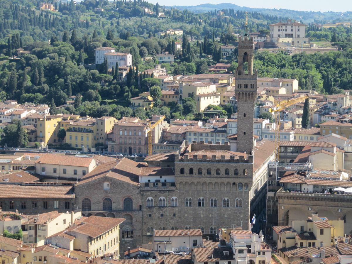palazzo vecchio, monumentos de Florencia, palacios de Florencia