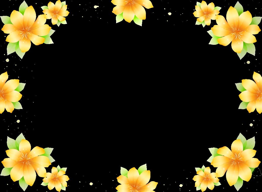 Marcos Esquineros Para Fotos De Flores: Marcos Y Bordes: Esquineros De Flores