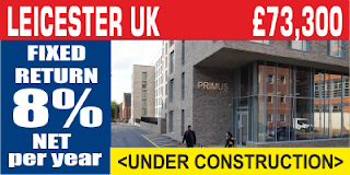 Leicester UK Student Accommodation Investment For Sale