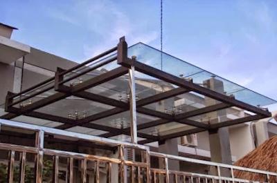 Model Kanopi Rumah Minimalis Terbaru 2016 dengan Model Bagus