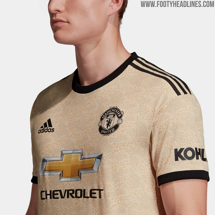 Manchester United 19-20 Away Kit Released - Footy Headlines