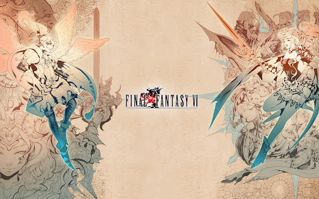Final Fantasy VI wallpaper hd