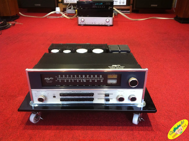 Amplifier McIntosh - 1900 không vỏ - Made in USA