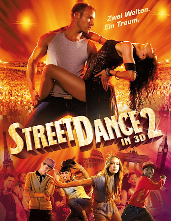 Poster Of Street Dance 2 In Dual Audio Hindi English 300MB Compressed Small Size Pc Movie Free Download Only At worldfree4u.com
