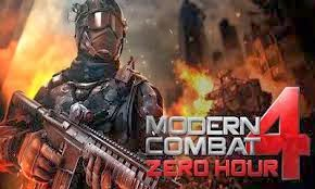 Download Modern Combat 4: Zero Hour Apk + Data
