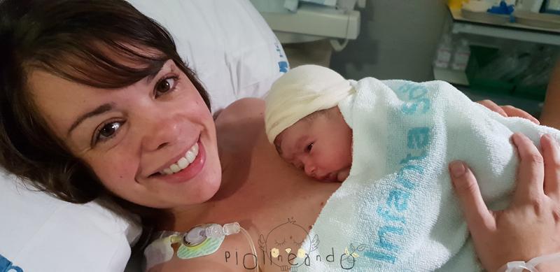 Mi segundo parto