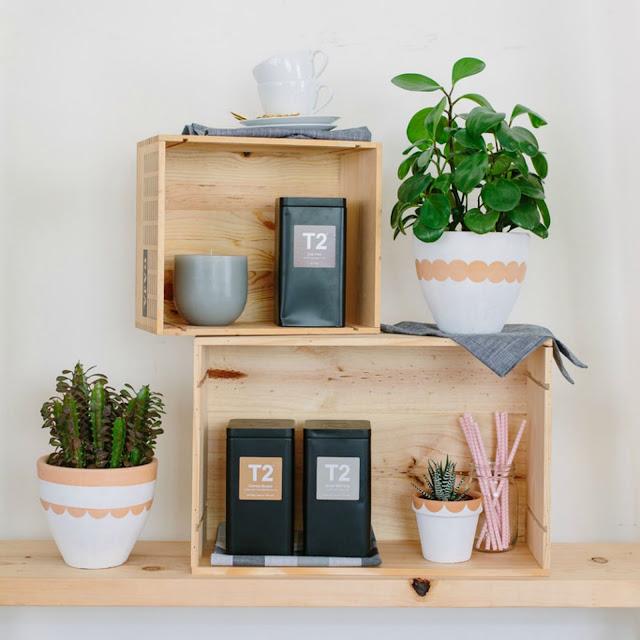 30 im genes de inspiraci n para decorar con macetas plantas for Articulos decoracion jardin