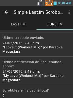 Scrobbler Libre.fm