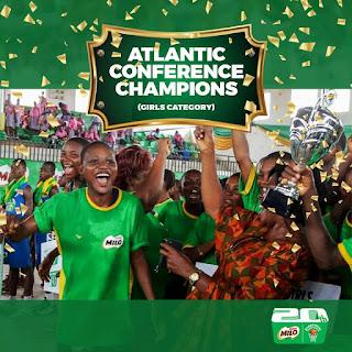 Atlantic Conference held in Benin, St. Jude's Girls Sec. School, Bayelsa