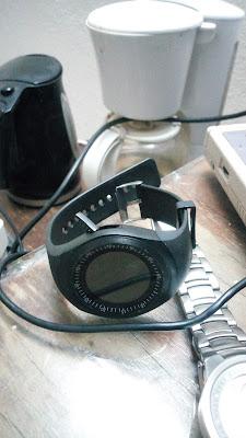 j'ai testé … la montre connectée Yuntab Y1, A Unix Mind In A Windows World