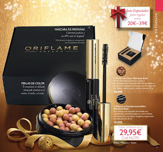 Cofre Giordani Gold de Oriflame