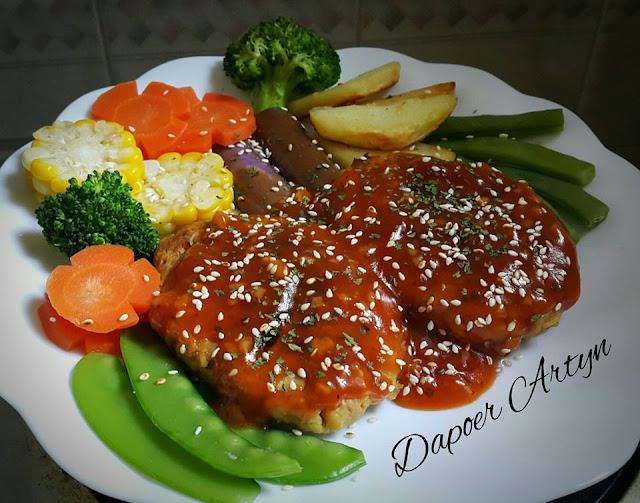 Resep Steak Tempe Yang Enak dan Lezat