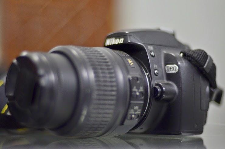 Keuntungan Membeli Kamera DSLR Keluaran Lama