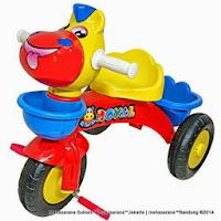 Mobil mainan anak Royal Hippo