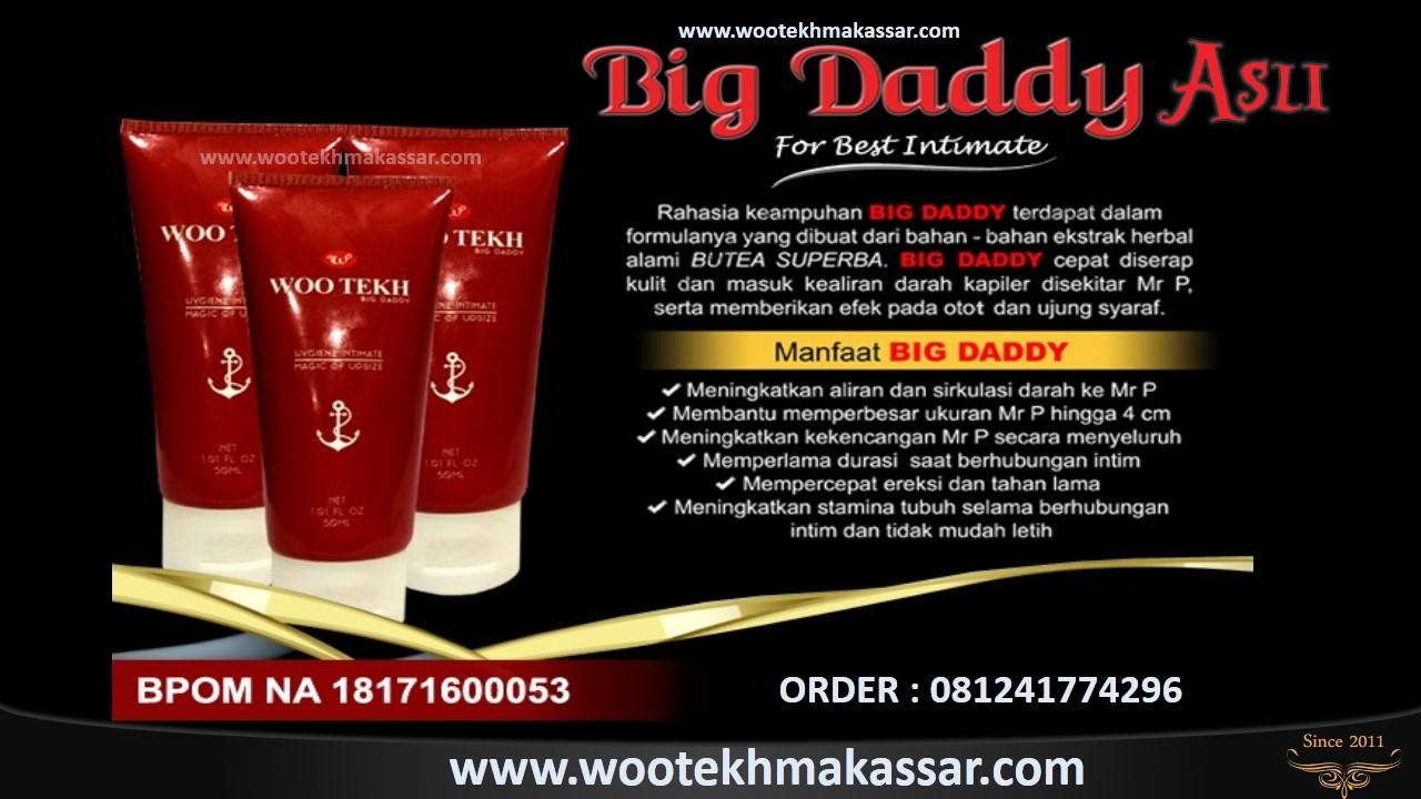 review big daddy pt woo tekh pembesar perpanjang alat vital