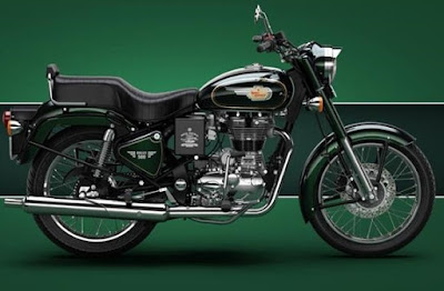 Royal Enfield Bullet 500 side view Hd Wallpapers