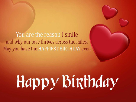 Unique Birthday Wishes | Quotes | Messages and Images for Your Beautiful Girlfriend