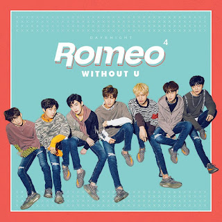 Download Lagu MP3 [Full Album] ROMEO - 4th Mini 'WITHOUT U'