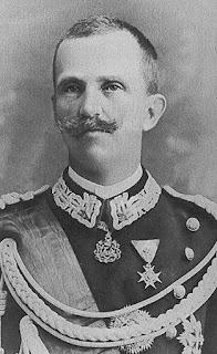King Victor Emmanuel III