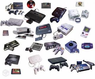 videos games antigos