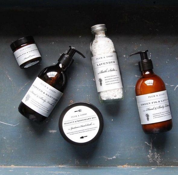 Kosmetika Plum & Ashby