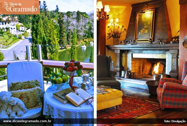 Hotéis de Gramado estão entre os 10 melhores do Brasil no TripAdvidor