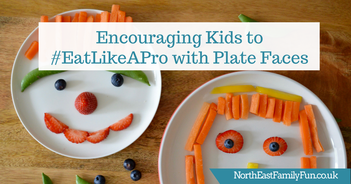 Encouraging children to eat more fruit and veg with #EatLikeAPro and Beko