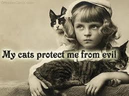 The Feline Familiar - Ellen Dugan's Blog of Witchery