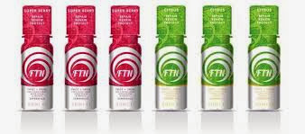 FTN health drink reducing fatigue and speeding up illness recovery time