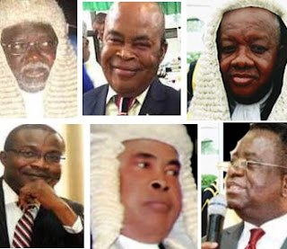 Judges Invasion: NJC Bows Begins Probe Of Alleged 7 Corrupt Judges, NBA Too Backtracks, Calls For Thorough Probe