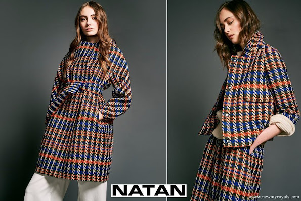 Queen Mathilde NATAN Fall Winter 2017 Collection