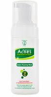 Menghilangkan Jerawat Dengan Acnes Foaming Wash