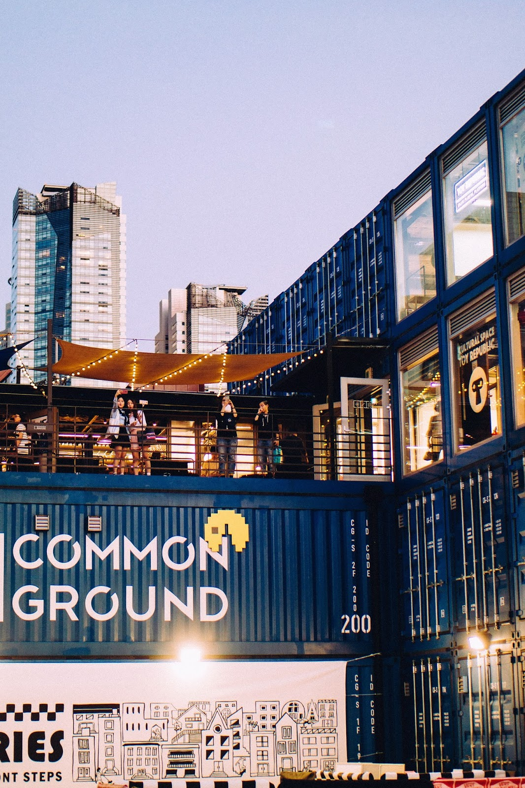 Common Ground in Seoul