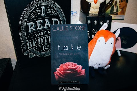 Review: FAKE by Callie Stone