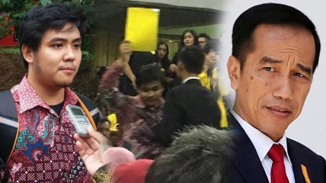 """Ketua BEM UI """"Dek Zaadit"""" Tolak Ajakan Jokowi Kunjungi Suku Asmat di Papua"""