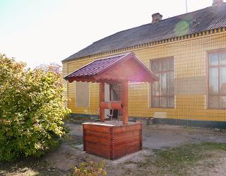 Межевая. Детский сад «Барвинок»