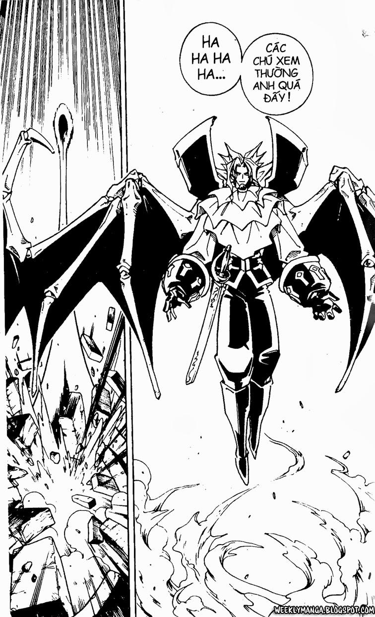 Shaman King [Vua pháp thuật] chap 97 trang 13