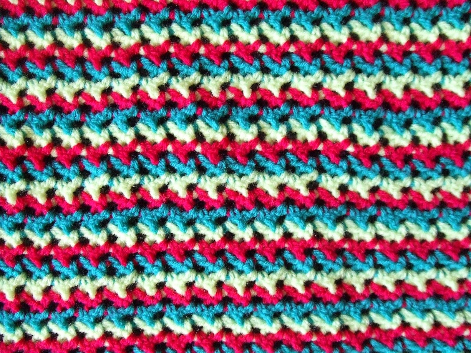 My world of crochet: Loopy-Love-Babydecke fertig! plus pattern