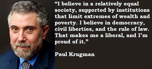 "TD Bank: ""Paul Krugman is a Moron"" ?"