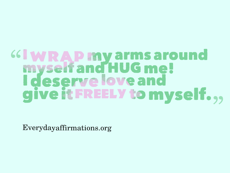 Affirmations for Love, Affirmations for Health, Daily Affirmations 2014