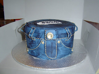 Cakes By Jess Jeans Cake