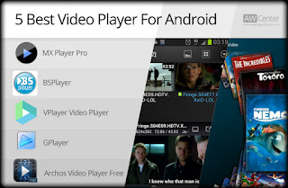 Top 5 Aplikasi Player Video di Android Ringan dan Terbaik