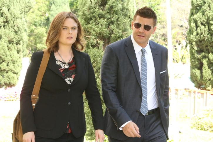 Bones - Episode 12.03 - The New Tricks in the Old Dogs - Promos, Sneak Peek, Promotional Photos & Press Release