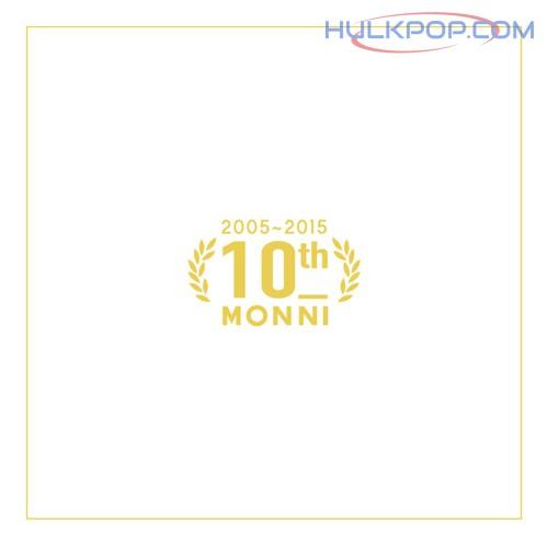 MONNI – Monni 10th Anniversary Best Album
