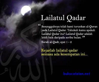 Doa Amalan Yang Dianjurkan Di Malam Lailatul Qadar