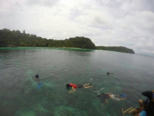 WA 081267111161 Paket Travel Pulau Abang Snorkeling and Diving